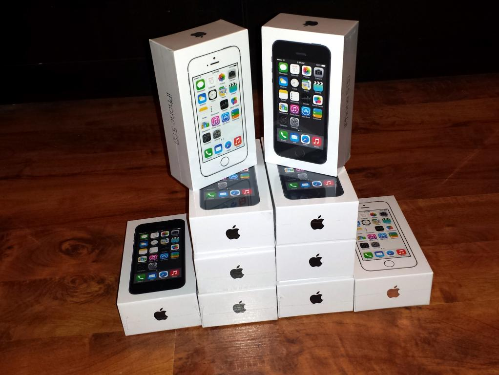 Venta Apple iphone 5s 64gb desbloqueado