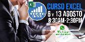 Curso de Excel en Tijuana Intermedio - Avanzado  6 y 13 Agosto