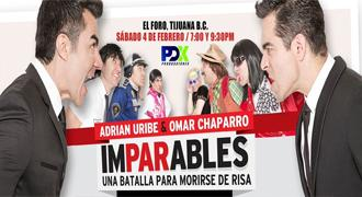 Imparables con Omar Chaparro & Adrian Uribe