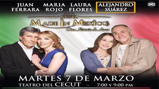 Made In México