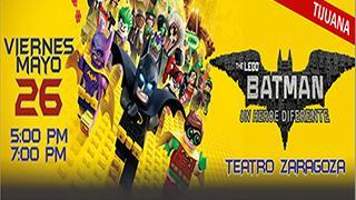 Batman Lego Show en vivo