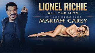 Lionel Richie and Mariah Carey
