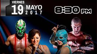 Lucha Libre AAA en Tijuana