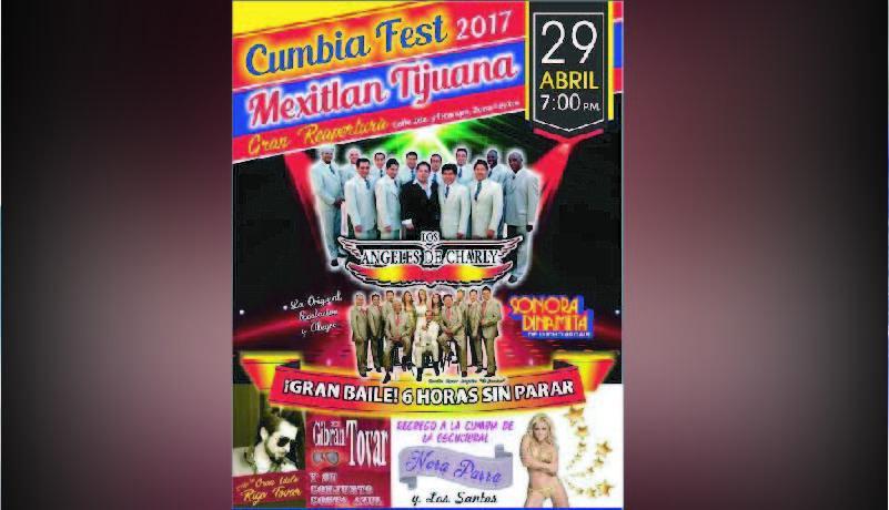 Cumbia Fest 2017