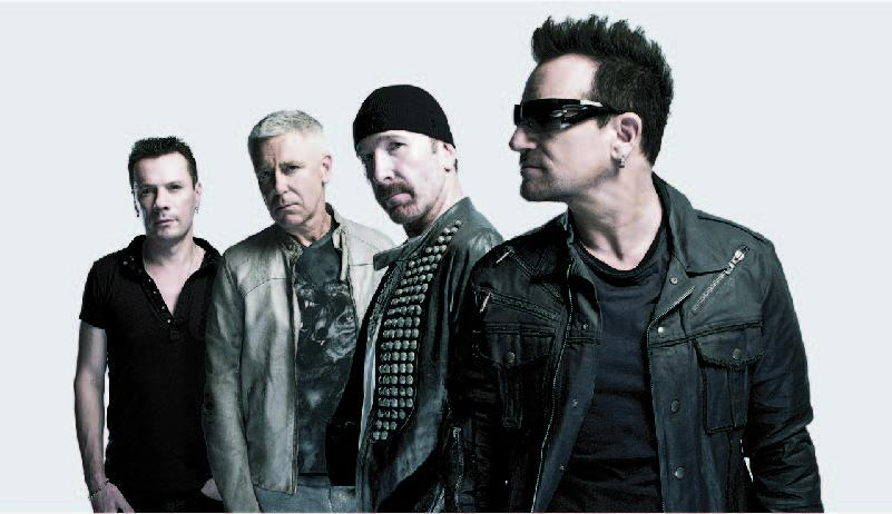 U2 en San Diego