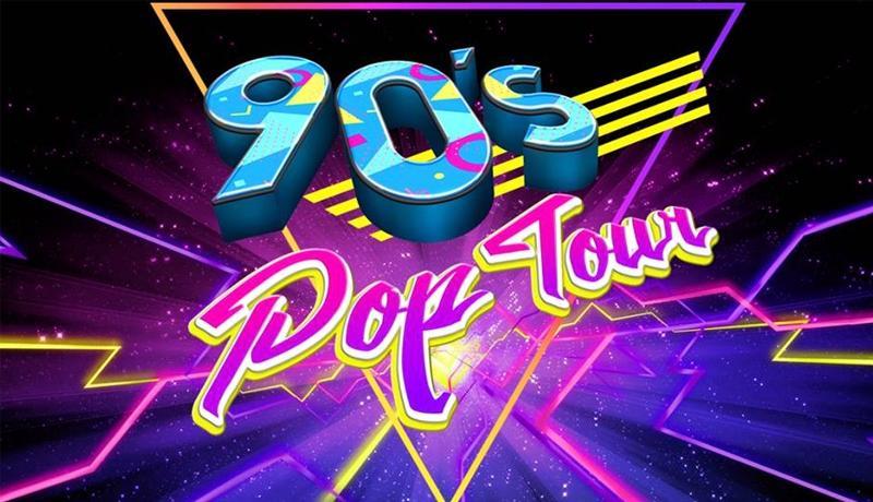 90´s Pop Tour