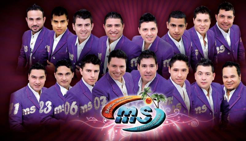 Banda MS en la Feria Tijuana