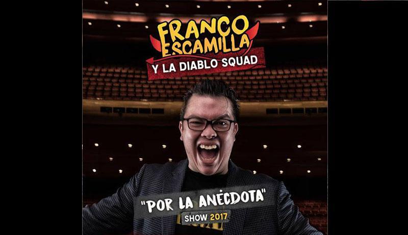 Franco Escamilla y la diablo escuad