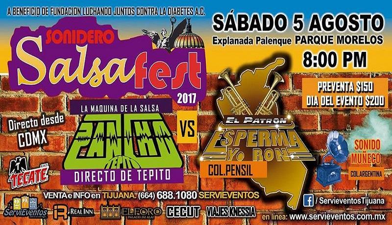 Sonidero Salsa Fest 2017