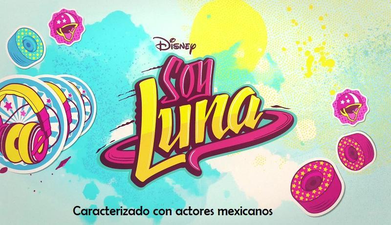 Soy Luna (homenaje) el show en vivo