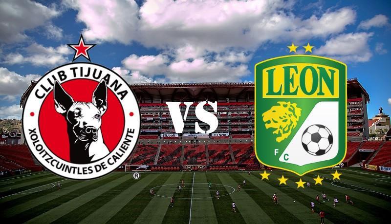 Xolos vs León