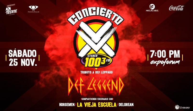 Concierto XV Stereo 100.3