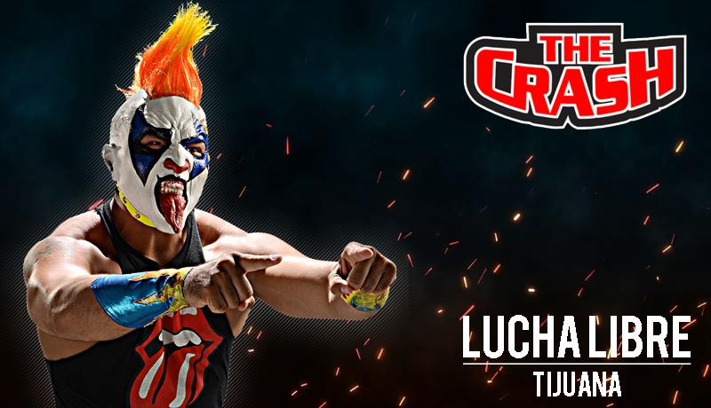 The Crash: Lucha Libre
