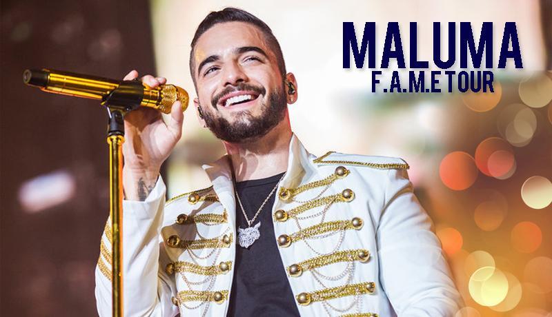 Maluma: F.A.M.E Tour