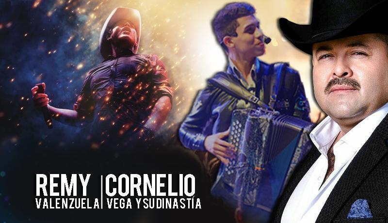 Remmy Valenzuela & Cornelio Vega