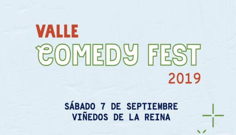 Valle Comedy Fest 2019