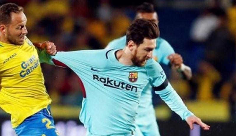 El Barça no pudo con Las Palmas