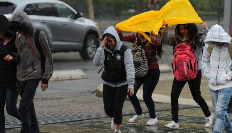 Prevén tormentas y bajas temperaturas por frente frío número 35 en México