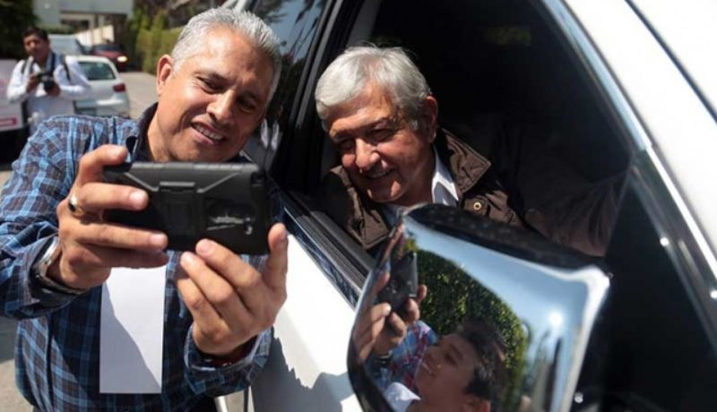 Pide Anaya a EPN sacar las manos de la elección