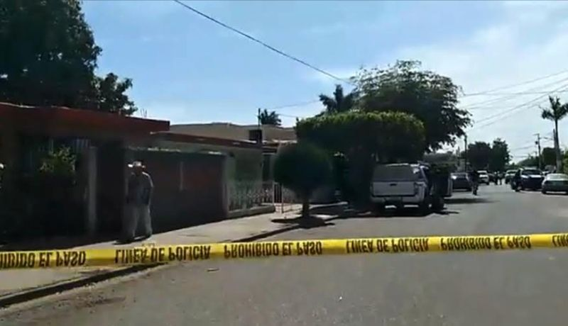 Asesinan a balazos a dos jóvenes en Ciudad Obregón