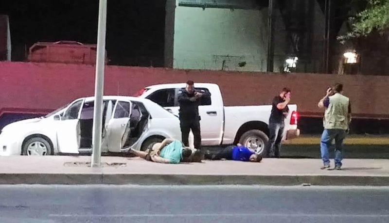 Rescatan a taxista 'levantado'; aprehenden a tres sujetos