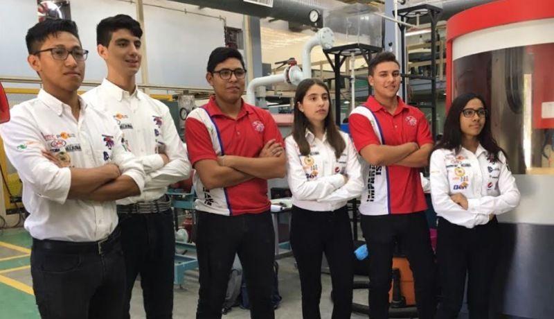 Escudería Imparables JS del Cecytes representará a Sonora en nacional
