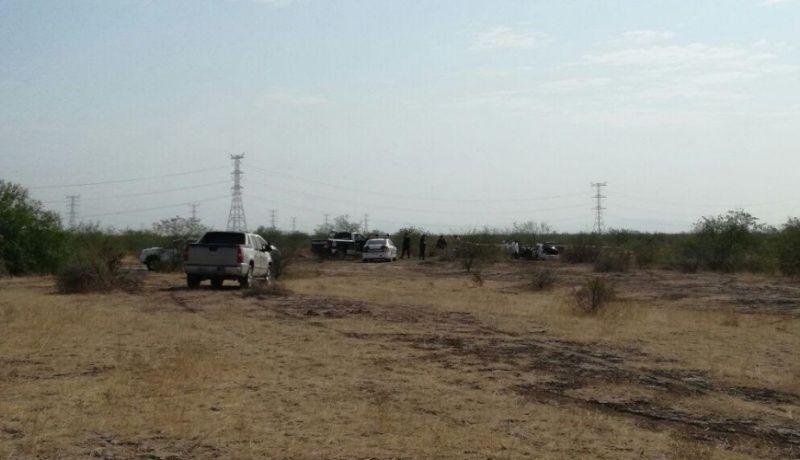 Encuentran ejecutado a taxista en Empalme; estaba desaparecido
