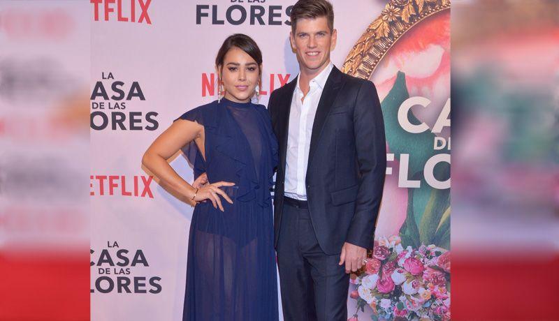 ¿Danna Paola y Miguel Bernardeau están estrenando romance?