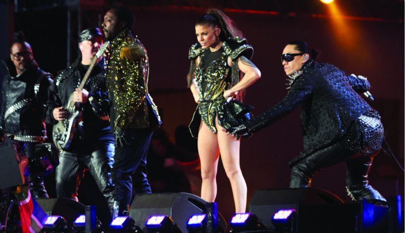 Black Eyed Peas está ansioso de tocar nuevamente en México