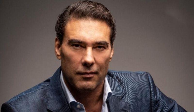 Eduardo Yáñez es un cínico villano en la serie 'Falsa identidad'