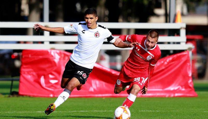 Xolos sub 17 vence 2-0 a Diablos Rojos