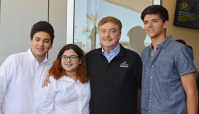 Confianza En Talento Estudiantilbecas Gobernador En Cetys Universidad