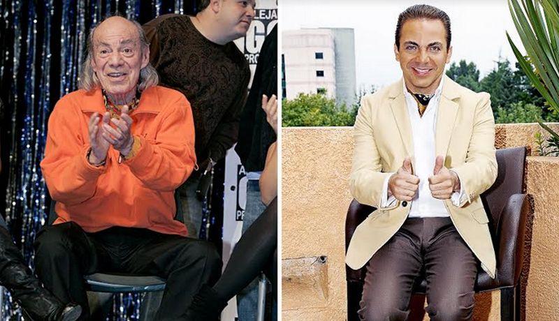 Piden a Cristian Castro comunicarse con su papá; tiene más cáncer