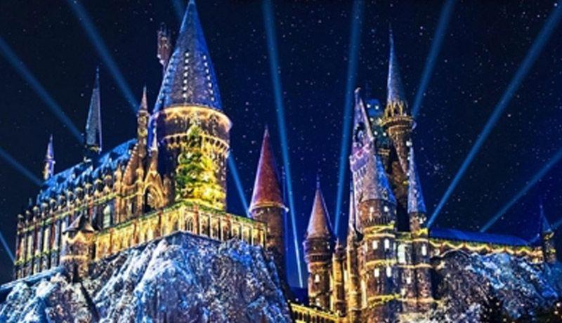 Estudios Universal Hollywood anuncian su programa navideño