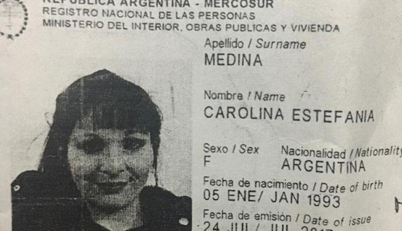 b9962ea07 Carolina tenía 25 años y un embarazo de seis meses cuando fue asesinada en  un Hotel en Argentina.