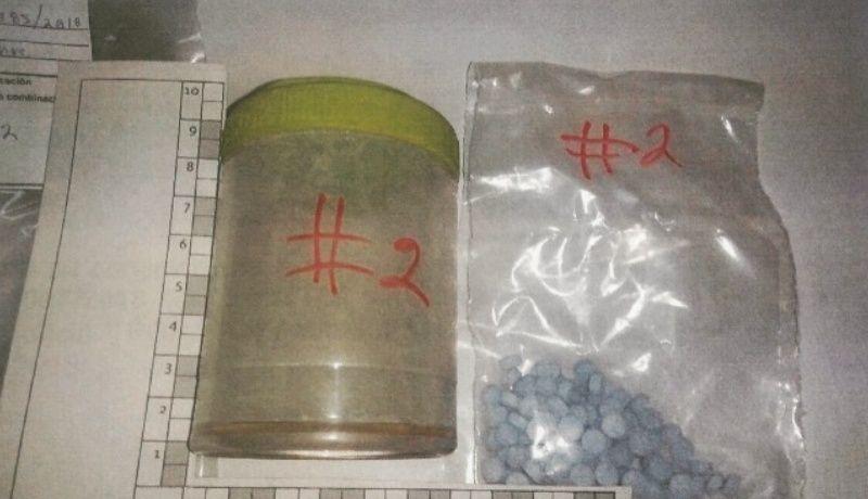 Los detienen en Nogales por transportar pastillas de fentanilo