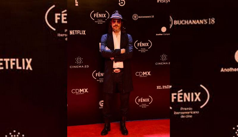 Óscar Jaenada descarta protagonizar serie de Cantinflas
