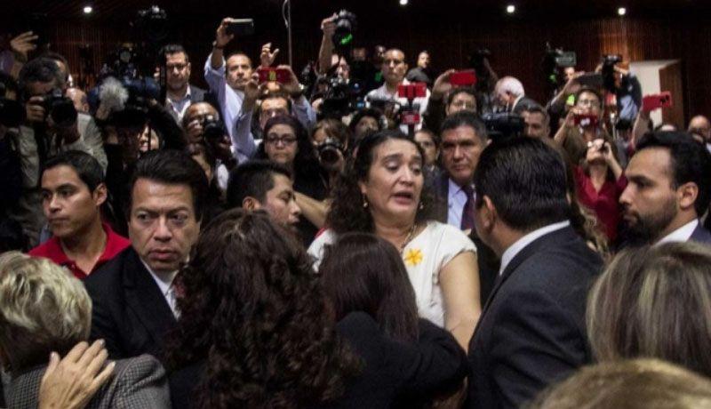 CNDH pide a autoridades esclarecer homicidio de hija de diputada