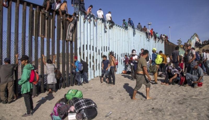 Resultado de imagen para migrantes centroamericanos