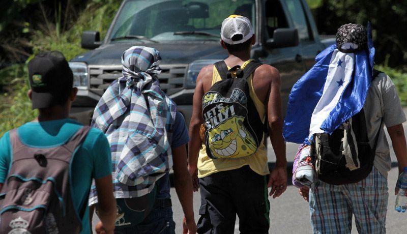 Urgen a EPN que atienda a migrantes centroamericanos