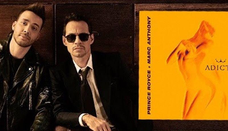 aff184c8a7bcf Prince Royce estrena sencillo  Adicto  con Marc Anthony