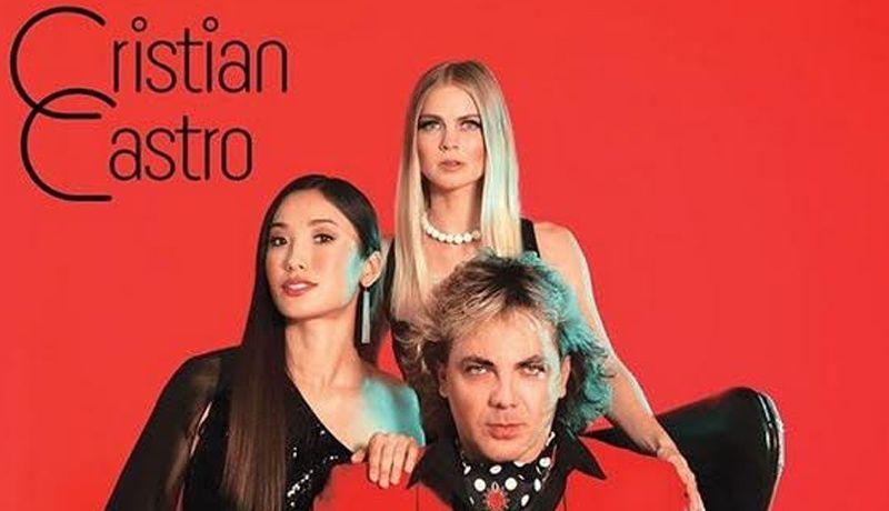 Cristian Castro planea hacer gira con Juan Gabriel