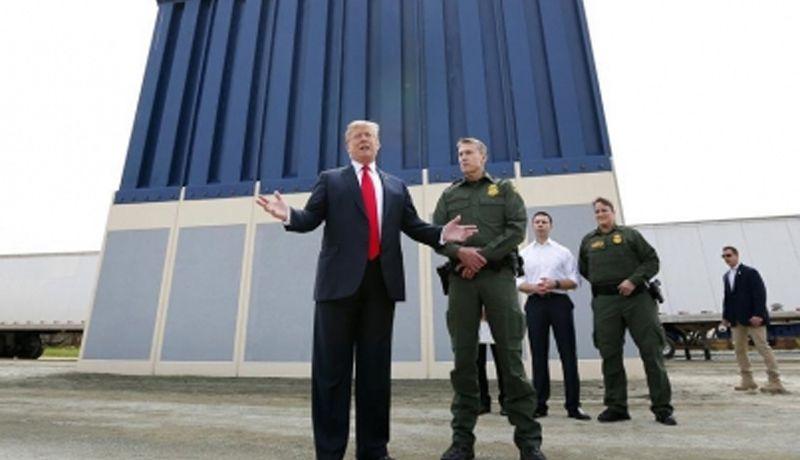 Proponen republicanos que indocumentados paguen el muro de Trump
