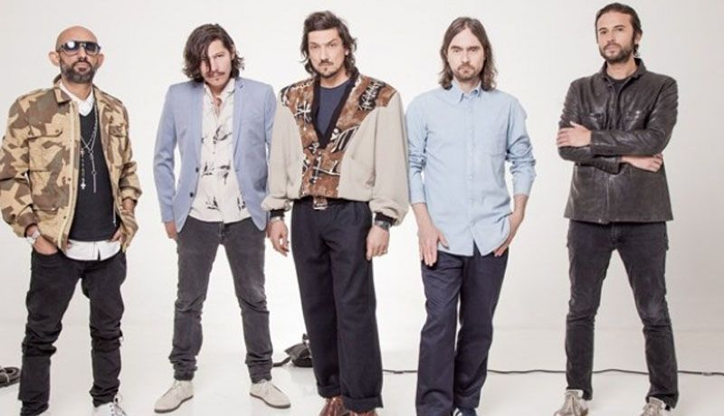 Grupo Zoé incluye a Canadá en su 'tour' por América del Norte