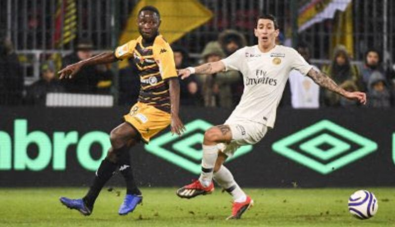 PSG gana 2-1 al Orleans y avanza a cuartos de final en Copa de la Liga