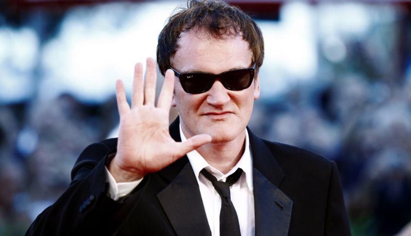 Quentin Tarantino se enfrenta a ladrones que entraron a su casa