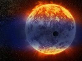 Hallan exoplaneta que se evapora