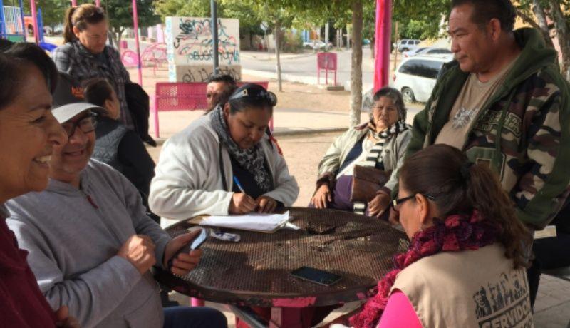 Acuden A Registrarse En Censo De Bienestar Personas Con