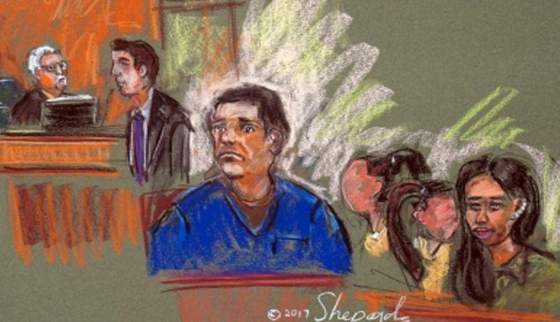 Capo colombiano habla en juicio de su estrecha relación con 'El Chapo'