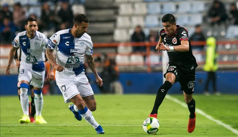 Pachuca alcanza triunfo de 2-1 ante Xolos en Copa MX
